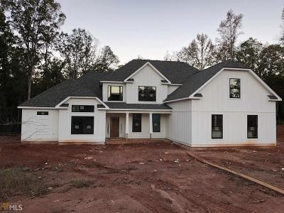 Coweta County Single Family Home New: Cash Ct #12