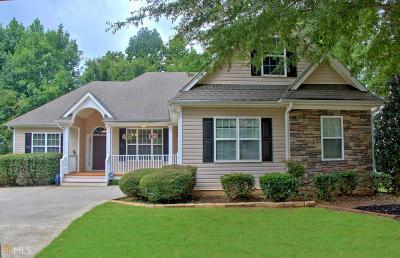 Newnan Single Family Home New: 132 Avondale Cir