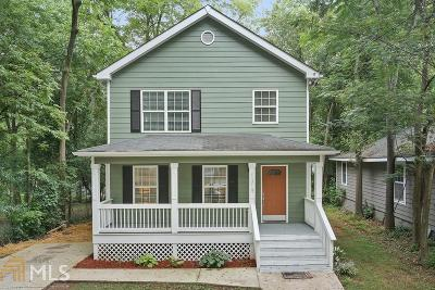 Single Family Home Under Contract: 1319 Dorsey St