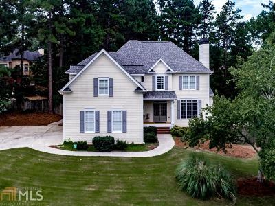 Suwanee Single Family Home New: 300 Highland Gate Circle