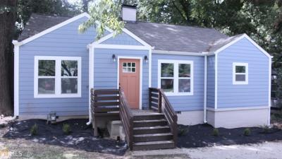 Atlanta Single Family Home New: 1848 Bayberry Dr