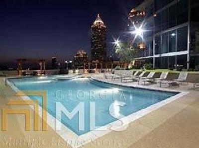 1010 Midtown Condo/Townhouse Under Contract: 1080 Peachtree St #1315