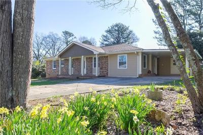 Smyrna Single Family Home New: 3051 Biggern Ave