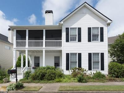Marietta Single Family Home New: 812 Flagstone Lane