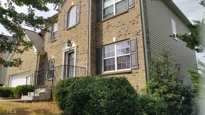 Villa Rica Single Family Home New: 3014 New Haven