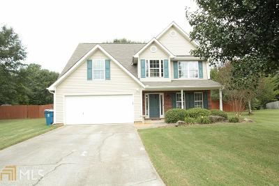 Monroe, Social Circle, Loganville Single Family Home Under Contract: 1609 Windward Ct