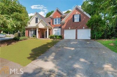 Dacula Single Family Home New: 3378 Greens Ridge Court