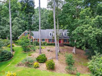 Cobb County Single Family Home For Sale: 3049 Scott Rd