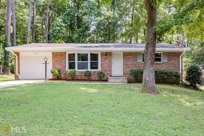 Chamblee Single Family Home For Sale: 3857 Captain Dr