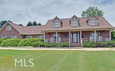 Habersham County Single Family Home Under Contract: 114 Demorest Mt Airy Hwy