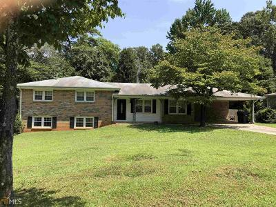 Kennesaw Single Family Home New: 3944 Manhattan