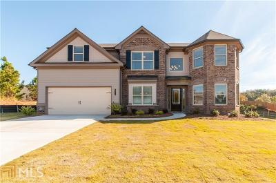 Dacula Single Family Home New: 2767 Cove View Court