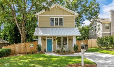 Atlanta Single Family Home New: 1547 New St