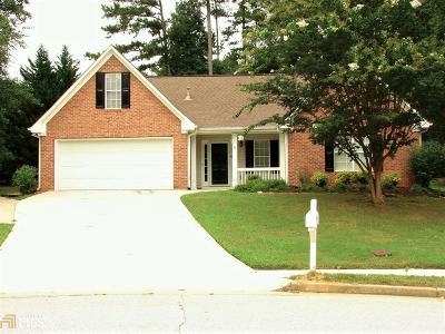 Snellville Single Family Home New: 2710 Lenora Springs Dr