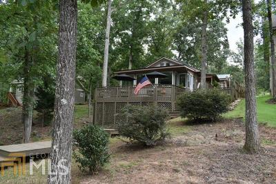 Mansfield Single Family Home For Sale: 545 Alcovy Rd