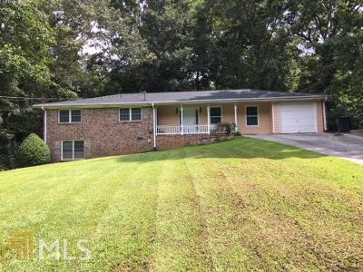 Lawrenceville Single Family Home New: 1265 Coronada