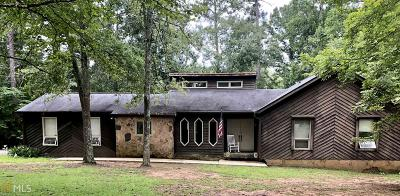 Haddock, Milledgeville, Sparta Single Family Home For Sale: 3051 NE Edgewood Dr