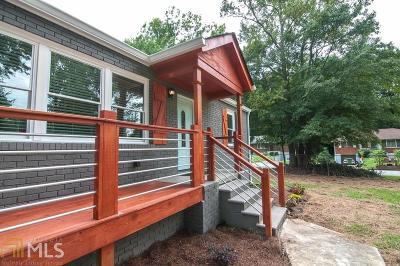 Atlanta Single Family Home New: 2118 Penelope