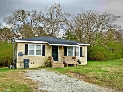 Villa Rica Single Family Home New: 509 Reid St