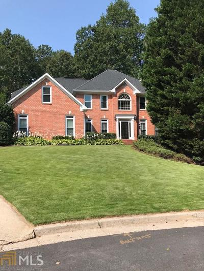 Acworth Single Family Home Under Contract: 751 Braidwood Cv