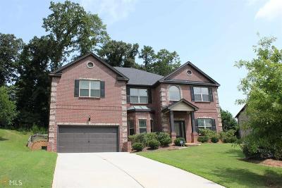 Atlanta Single Family Home New: 2735 Veltre Ter