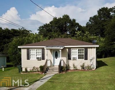 Villa Rica Single Family Home New: 511 Reid St