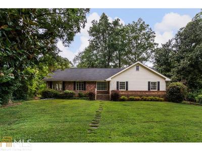 Atlanta Single Family Home New: 3850 Wieuca Rd