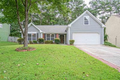 Marietta Single Family Home New: 3125 Wild Oats Ct