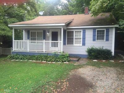 Villa Rica Single Family Home New: 606 Spring St