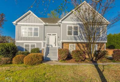 Acworth Single Family Home New: 15 SE Pine Water Ct