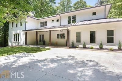 Atlanta Single Family Home New: 5410 High Point