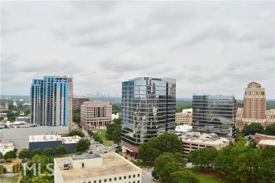 Atlanta Condo/Townhouse New: 1280 W Peachtree St #2512