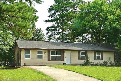 Lawrenceville Single Family Home New: 959 Rock Oak Lane