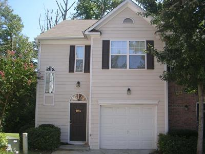 Condo/Townhouse Sold: 3804 Prescott Ridge Cir