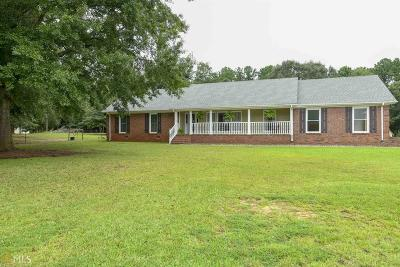 Newton County Single Family Home Under Contract: 25 Oaks Dr