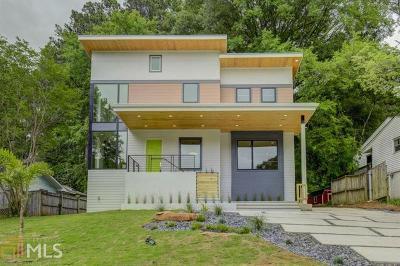 Atlanta Single Family Home New: 1045 Shepherds Lane