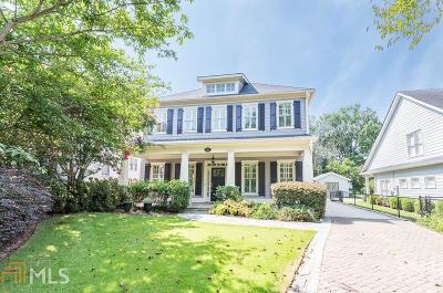 Single Family Home For Sale: 1562 Mercer Ave