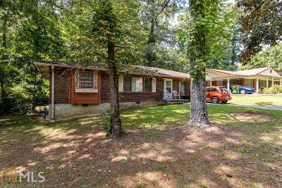 Atlanta Single Family Home New: 2385 Colorado Trail SW