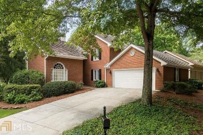 Roswell Single Family Home New: 2645 Camden Glen Ct