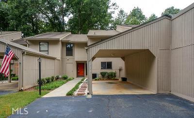 Peachtree Corners Condo/Townhouse New: 3573 Post Oak