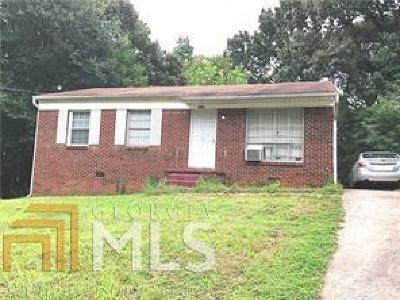Atlanta Single Family Home New: 1220 SE Kipling St