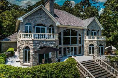 Greensboro Single Family Home For Sale: 1290 Bennett Springs Dr