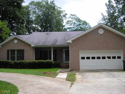 Haddock, Milledgeville, Sparta Single Family Home For Sale: 107 Teal Ct #4