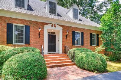 Atlanta Single Family Home New: 1052 Castle Falls Drive