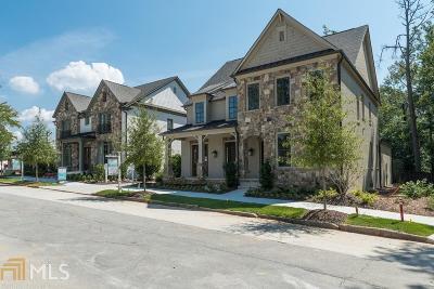 Atlanta Single Family Home New: 4768 Wieuca Road NE