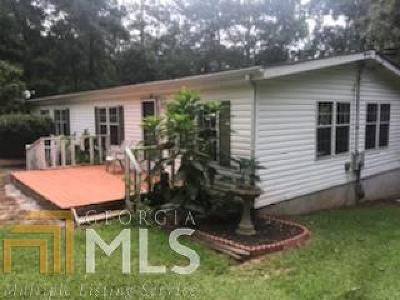 Butts County, Jasper County, Newton County Single Family Home For Sale: 400 Parker Rd
