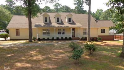 Social Circle GA Single Family Home Under Contract: $355,000