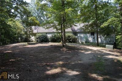 Walton County, Gwinnett County, Barrow County, Hall County, Forsyth County Single Family Home For Sale: 6700 Yellow Creek Rd