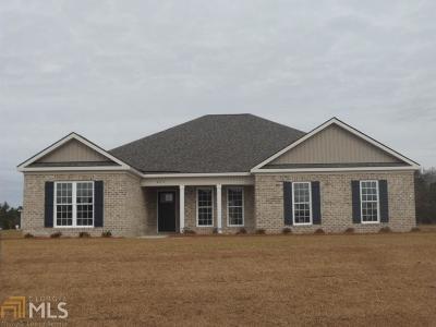 Statesboro Single Family Home For Sale: 405 Coney Ct #34