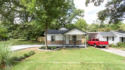 Scottdale Single Family Home Under Contract: 862 Tanner Dr